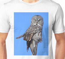 Totem of the great grey Unisex T-Shirt