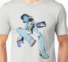 Canti - Flats (Blue) Unisex T-Shirt