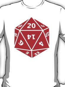 D&D20 T-Shirt