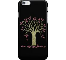 Tree 2 (Black) iPhone case iPhone Case/Skin
