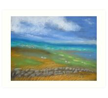 Dumfries and Galloway Art Print