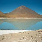 Laguna Verde - Atacama Desert, Bolivia by joegardner