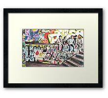Southbank London Framed Print