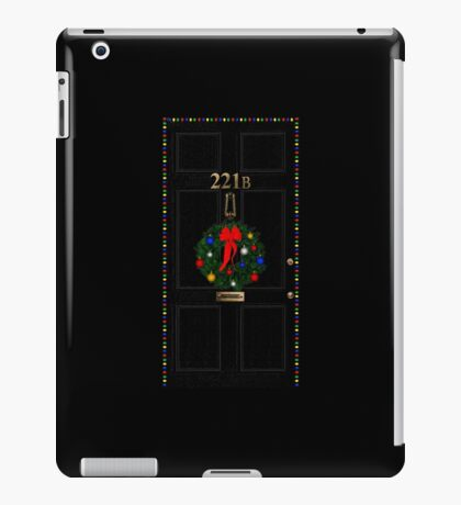 221 Before Christmas iPad Case/Skin