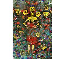 Dia De Los Muertos 2 Photographic Print