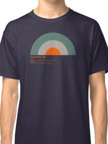 Modernist Target Classic T-Shirt
