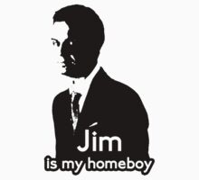Jim is My Homeboy One Piece - Short Sleeve