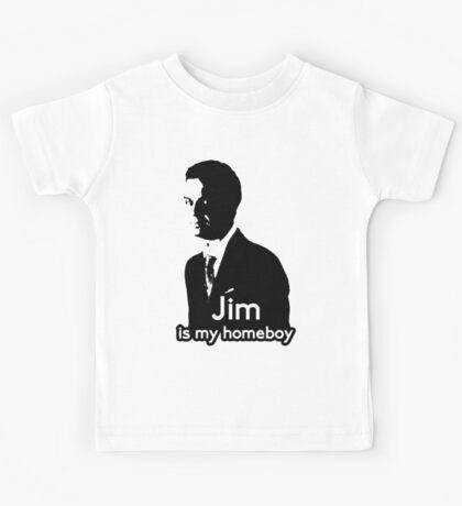 Jim is My Homeboy Kids Tee
