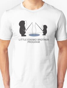 Little Eskimo Brother Program Unisex T-Shirt