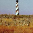 Cape Hatteras by Sandy Woolard