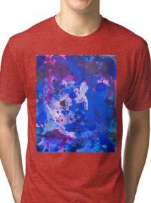 Abtract 42 Tri-blend T-Shirt