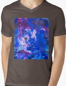 Abtract 42 Mens V-Neck T-Shirt