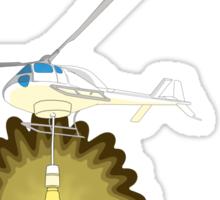 flying light Sticker