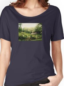 NYC Swamp with Photo shoot Women's Relaxed Fit T-Shirt