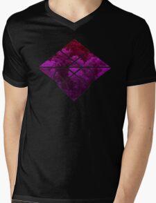 Ascension, Hinokami.  Mens V-Neck T-Shirt