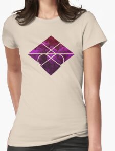Ascension, Hinokami.  Womens Fitted T-Shirt