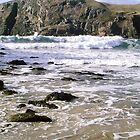 Rocky Shore - Hebridean Seascape by BlueMoonRose
