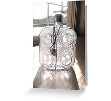Reflections of Self Greeting Card