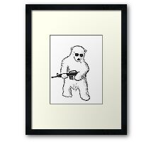 Right to Arm Bears Framed Print