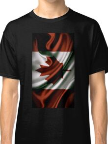 Canadian Colors iPhone / Samsung Galaxy Case Classic T-Shirt