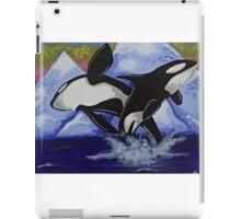 Orca Dance iPad Case/Skin