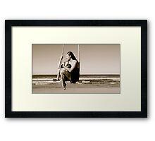 Distant Horizon Framed Print