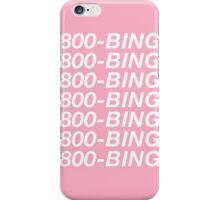 1-800-BINGE iPhone Case/Skin