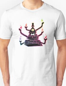 Six-Armed Apocalypse Bill Cipher - Color T-Shirt
