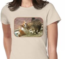Closer ~ Let Me Whisper in Your Ear Womens Fitted T-Shirt