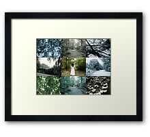 Forest Magic Framed Print
