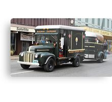 1946 Ford Commercial Delivery Metal Print