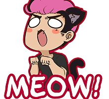 Markiplier- Meow! by camicat