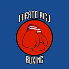 Puerto Rico Boxing by CreativoDesign