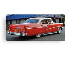 Crusin' In Style Canvas Print