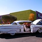 Classic Mod 1958 Chevrolet by Paul Albert