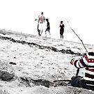 the beach by Daniel Neuhaus