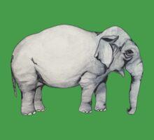 Elephant Parade Baby Tee