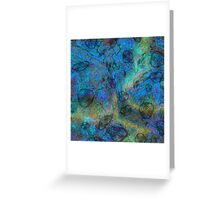 Artificial Animalcules 4 Greeting Card