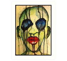 Rotten Tear Part 2 Art Print
