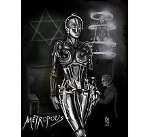 METROPOLIS ! Photographic Print
