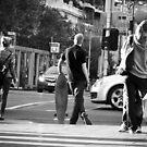Big Skateboard by Anthony Evans