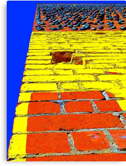 """Vertical Car Yard"" by Michelle Lee Willsmore"