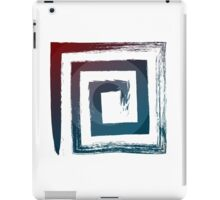 Spiral Square iPad Case/Skin
