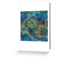 Artificial Animalcules 2 Greeting Card