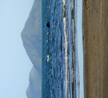 Dunk Island seen from North Mission Beach by STHogan
