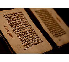 Koran Photographic Print