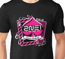 2NE1 Forever Blackjack Unisex T-Shirt