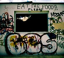 Please Eat The Food by bcboscia410