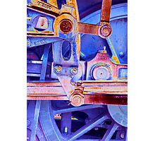 Steam Engineering Photographic Print