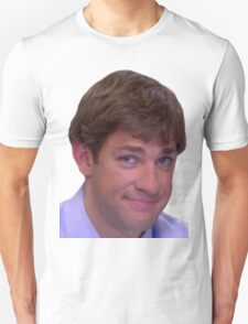 Jim's Smirk - The Office T-Shirt